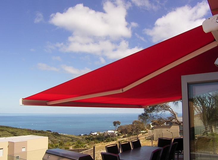Armony Full Cassette Folding Arm Awning