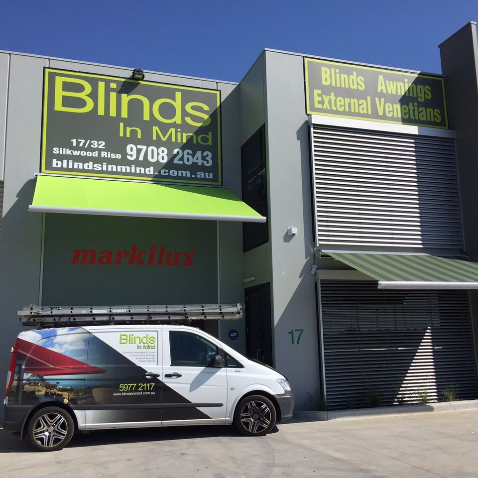Blinds in Mind Showroom